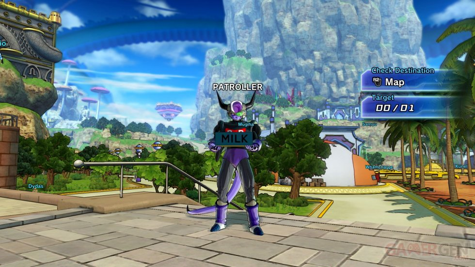 Dragon Ball Xenoverse 2 images captures (21)