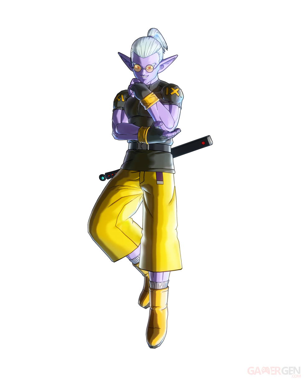 Dragon Ball Xenoverse 2 images Extra Pack 2 (3)