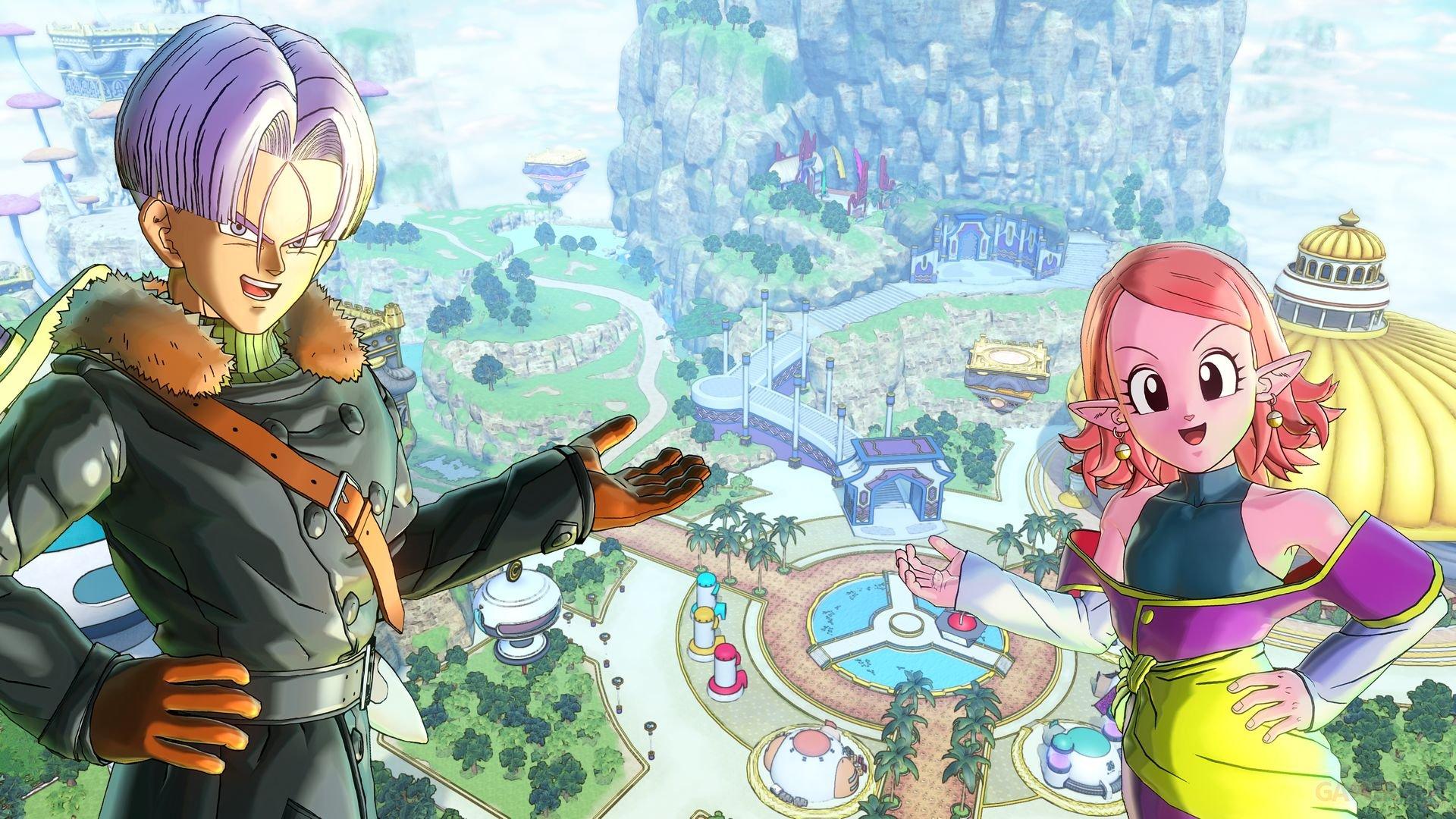 Dragon Ball Xenoverse 2 annoncé sur Xbox Series X, Chronoa s'ajoute au roster