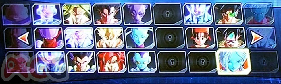 Dragon Ball Xenoverse 2 roster liste personnages images (1)