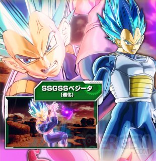 Dragon Ball Xenoverse 2 SSGSS Evolue Image personnage DLC (2)