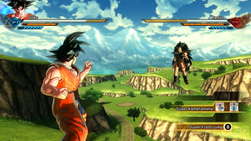 Dragon Ball Xenoverse 2 Switch US