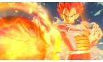 Dragon Ball Xenoverse 2 : Vegeta pose en Super Saiyajin God en images