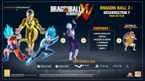 Dragon Ball Xenoverse DLC pack Pack film Résurrection F