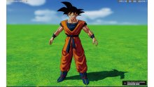 Dragon Ball Z Kakarot Alpha Images modelisation personnages (17)