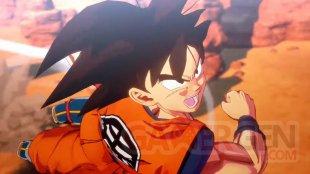 Dragon Ball Z Kakarot head