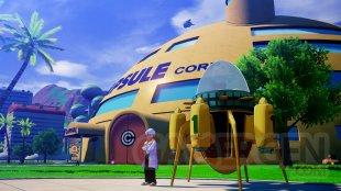 Dragon Ball Z Kakarot image Time Machine
