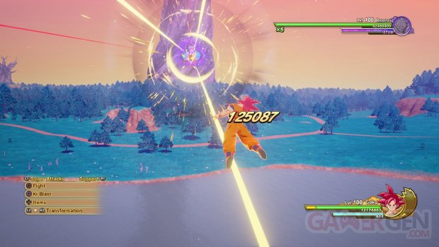 Dragon Ball Z Kakarot Un Nouveau Pouvoir s'éveille Partie 1 A New Power Awakens 21 04 2020 pic 9