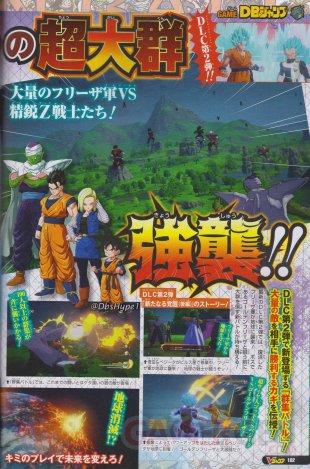 Dragon Ball Z Kakarot Un Nouveau Pouvoir s'éveille Partie 2 20 10 2020 scan 2