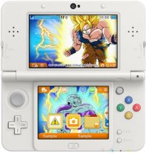 dragon ball z theme 3ds