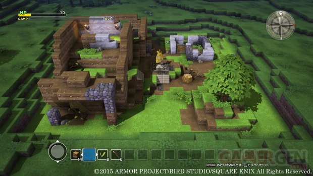 Dragon Quest Builders 21 10 2015 screenshot 1