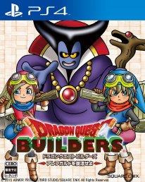 Dragon Quest Builders JP jaquette jap 1