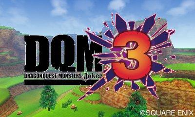 Dragon Quest Monsters Joker 3 28 10 2015 screenshot 1