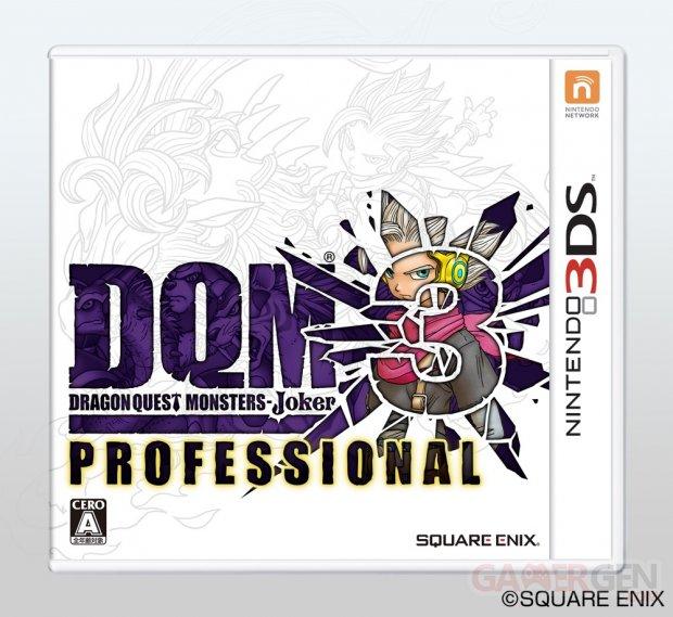 Dragon Quest Monsters Joker 3 Professional jaquette japonaise 14 11 2016