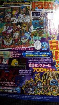 Dragon Quest Monsters Joker 3 Professional scan VJump 31 10 2016