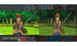 Dragon Quest VIII Comparaison