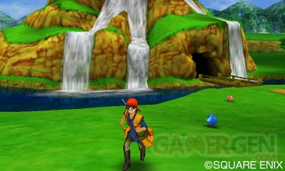 Dragon Quest VIII Journey of the Cursed King 27 05 2015 screenshot 2
