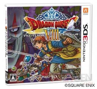 Dragon Quest VIII  L'Odyssée du Roi Maudit  jaquette jp