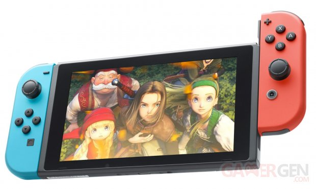 Dragon Quest XI Switch image