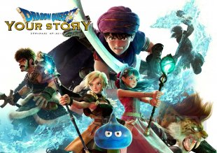 Dragon Quest Your Story 20 19 06 2019