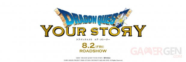 Dragon Quest Your Story bannière 13 02 2019