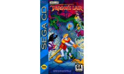 dragon s lair sega cd front cover