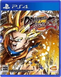 DragonBall Fighter Z jaquette (PS4)