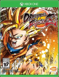 DragonBall Fighter Z jaquette (Xbox One)