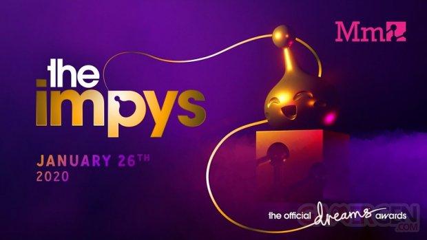 Dreams IMPY Awards logo