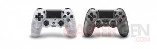 DualShock 4 PS4 Crystal Steel Black