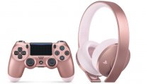 DualShock 4 Rose Gold pic 2