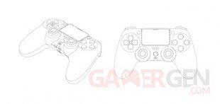 DualShock 5 PS5 manette brevet