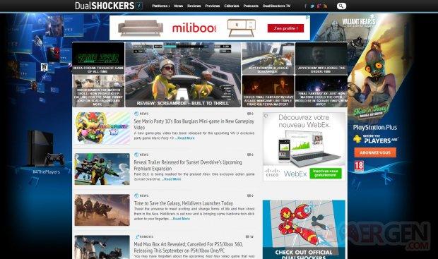 dualshockers publicite playstation plus mars
