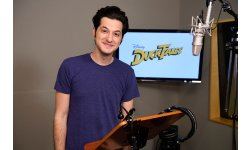 DuckTales Ben Schwartz behind the scenes