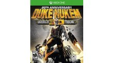 duke nukem world tour anniversary xbox one