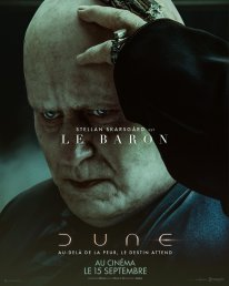 Dune 22 07 2021 poster affiche Baron