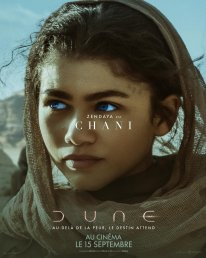 Dune 22 07 2021 poster affiche Chani