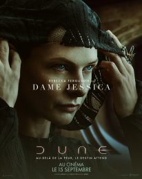 Dune 22 07 2021 poster affiche Dame Jessica