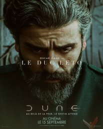 Dune 22 07 2021 poster affiche Duc Leto