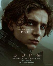 Dune 22 07 2021 poster affiche Paul