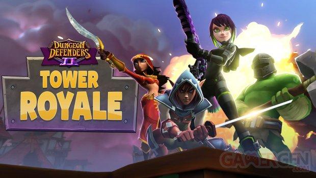 Dungeon Defenders 2 Tower Royale 02 04 2018