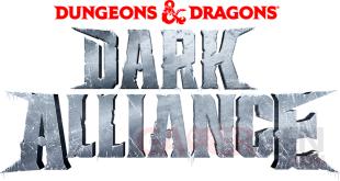 Dungeons Dragons Dark Alliance logo