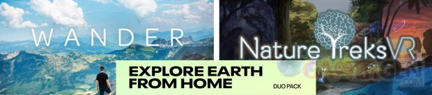 Duo Pack Explore Earth from Home