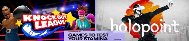 Duo Pack games to test your stamina