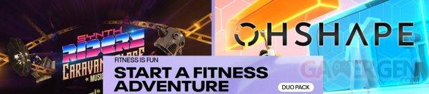 Duo Pack Start Fitness Aventure