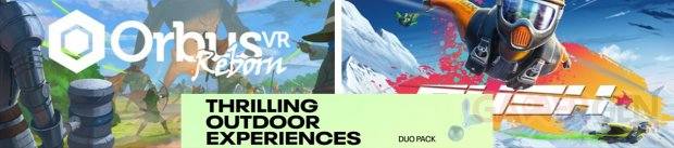 Duo Pack Thrilling Outdoor Experiences