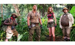 Dwayne Johnson The Rock Jumanji