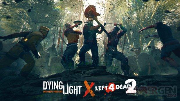Dying Light Left 4 Dead 2 head