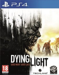 Dying Light PS4 jaquette priceminister