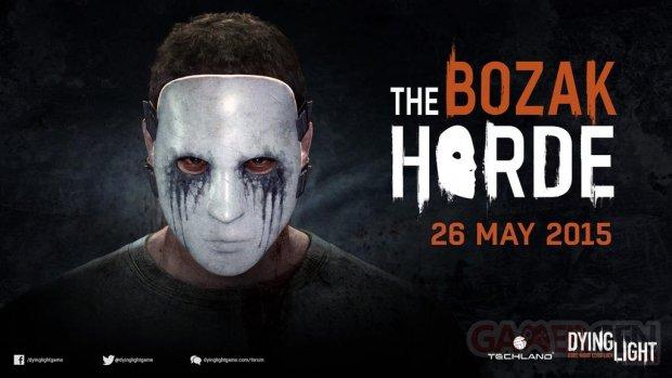 Dying Light The Bozak Horde artwork